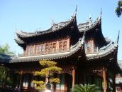 Inside the Yuyuan Gardens, Shanghai