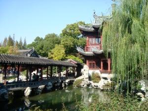 Inside the Yuyuan Gardens of Shanghai (2012)