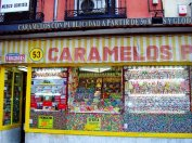 So. Much. Candy. (Madrid)