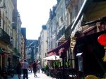 Wandering the quaint streets of Tours, France