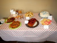A sample of our spread